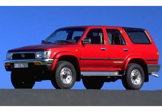 Toyota 4Runner I kombi przedni lewy