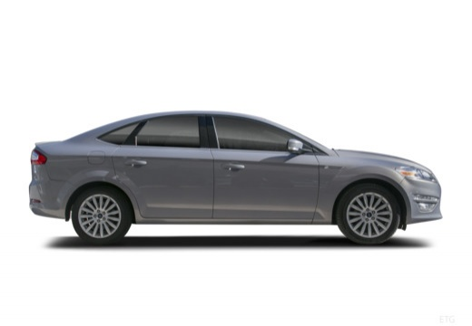 FORD Mondeo VII hatchback boczny prawy