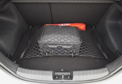 KIA Ceed Proceed III hatchback przestrzeń załadunkowa