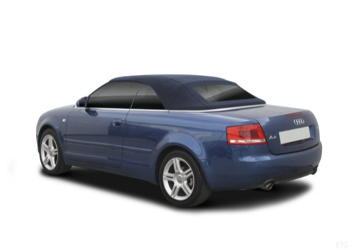 AUDI A4 Cabriolet 8H II kabriolet tylny lewy