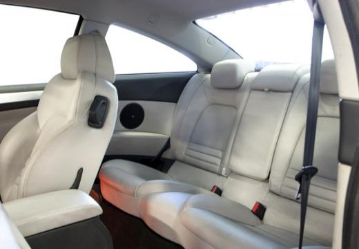PEUGEOT 407 coupe wnętrze