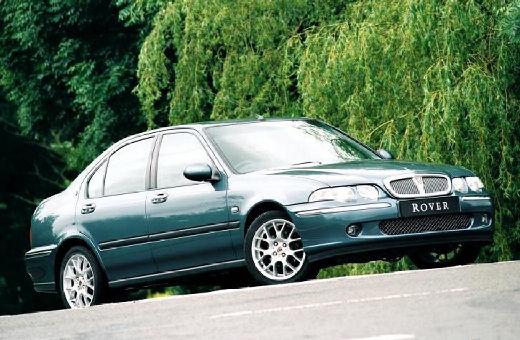 ROVER 45 1.4 Classic Sedan 103KM (benzyna)