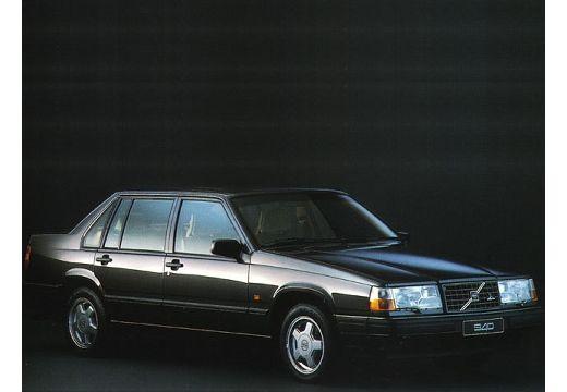 VOLVO 940 I sedan szary ciemny przedni prawy