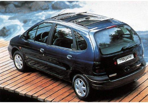 RENAULT Megane Scenic 2.0 RT Egeus aut Kombi mpv 115KM (benzyna)