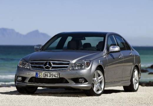 MERCEDES-BENZ C 200 CDI BlueEff. Avantgarde Sedan W 204 I 2.2 136KM (diesel)