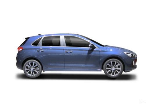 HYUNDAI i30 V hatchback boczny prawy