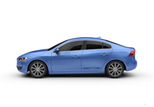 VOLVO S60 V sedan boczny lewy