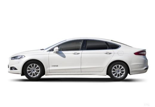 FORD Mondeo sedan boczny lewy