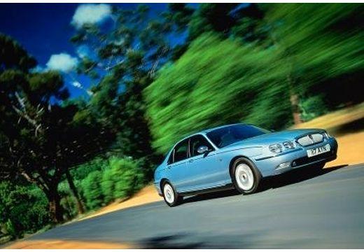 ROVER R 75 I sedan niebieski jasny przedni prawy