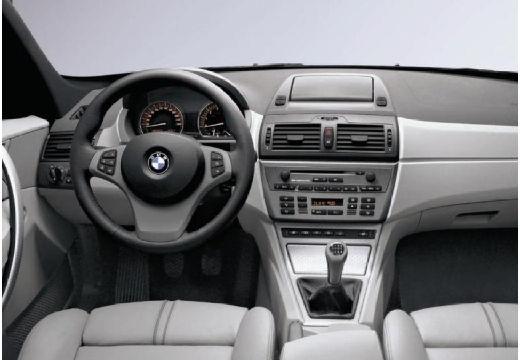 BMW X3 X 3 E83 I kombi tablica rozdzielcza
