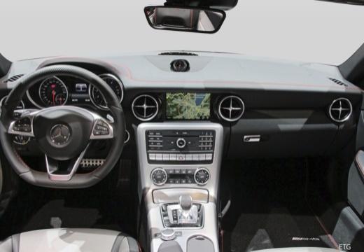 MERCEDES-BENZ Klasa SLK roadster tablica rozdzielcza