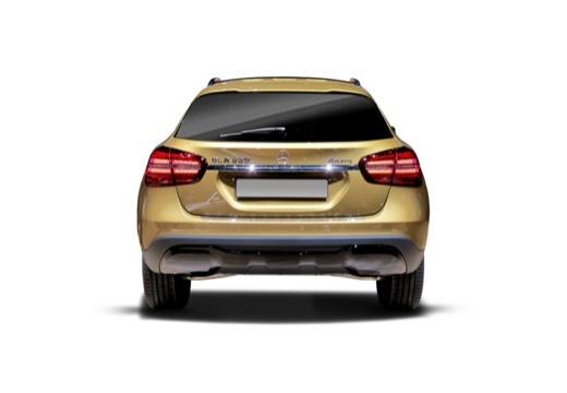 MERCEDES-BENZ Klasa GLA GLA 156 hatchback tylny