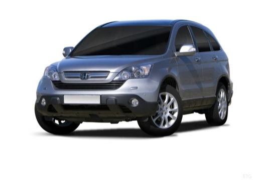 HONDA CR-V V kombi silver grey przedni lewy