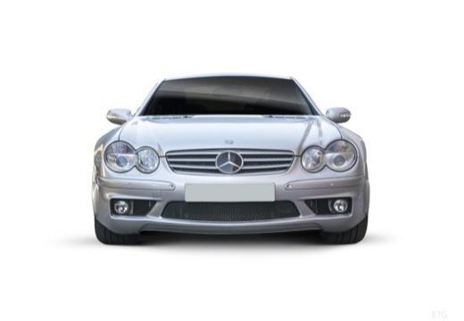 MERCEDES-BENZ Klasa SL roadster przedni