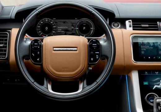 LAND ROVER Range Rover Sport V kombi tablica rozdzielcza