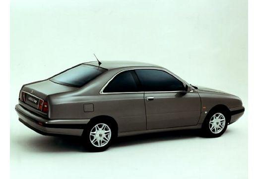LANCIA Kappa coupe szary ciemny tylny prawy