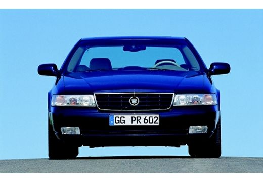 CADILLAC Seville sedan niebieski jasny przedni