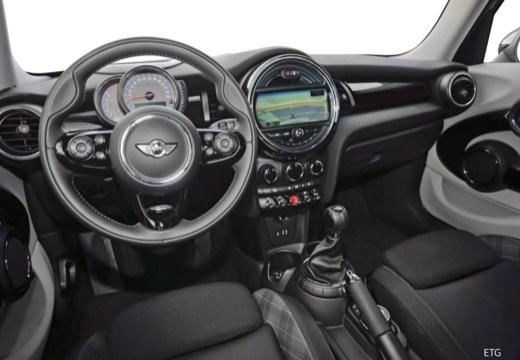 MINI [BMW] Mini MINI One V hatchback tablica rozdzielcza