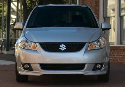 SUZUKI SX4 1.6 GS aut Sedan 107KM (benzyna)