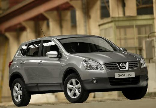 NISSAN Qashqai 2.0 dCi 4x4 I-Way aut Hatchback I 150KM (diesel)