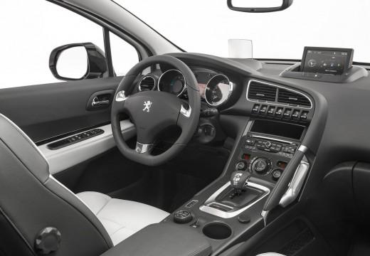 PEUGEOT 3008 II hatchback tablica rozdzielcza