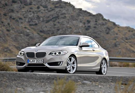 BMW Seria 2 F22 I coupe