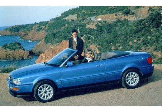 AUDI 80 kabriolet boczny lewy