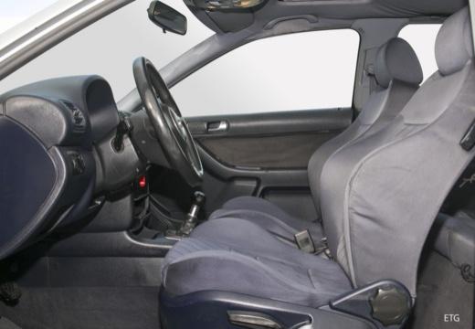 AUDI A3 /S3 8L II hatchback wnętrze