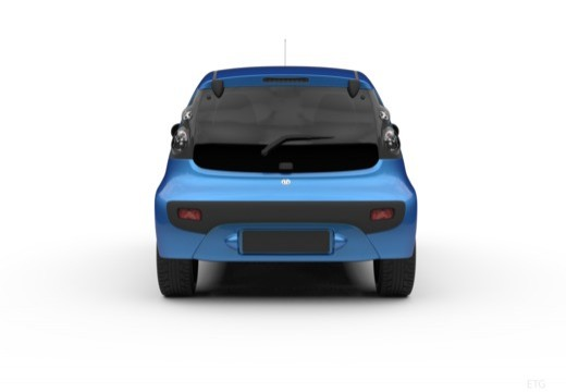 CITROEN C1 III hatchback tylny