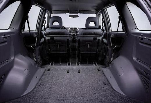 Toyota RAV4 II kombi wnętrze