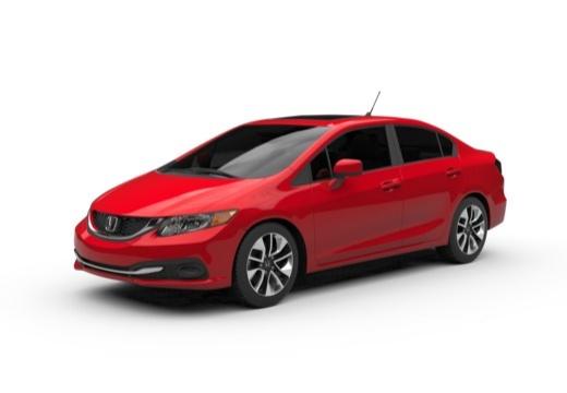HONDA Civic 1.8 S EU6 Sedan VIII 142KM (benzyna)