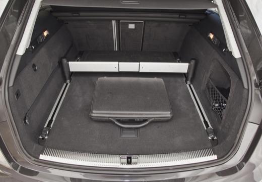 AUDI A6 Allroad kombi przestrzeń załadunkowa