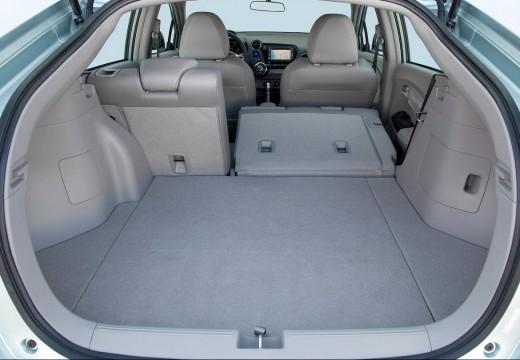 HONDA Insight hatchback przestrzeń załadunkowa