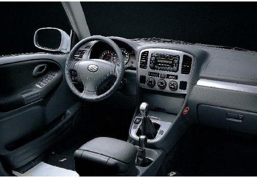 SUZUKI Grand Vitara 2.0 Tdi Kombi I 109KM (diesel)