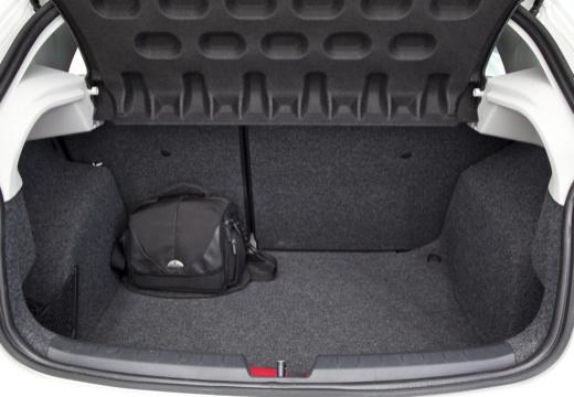 SEAT Ibiza V hatchback przestrzeń załadunkowa