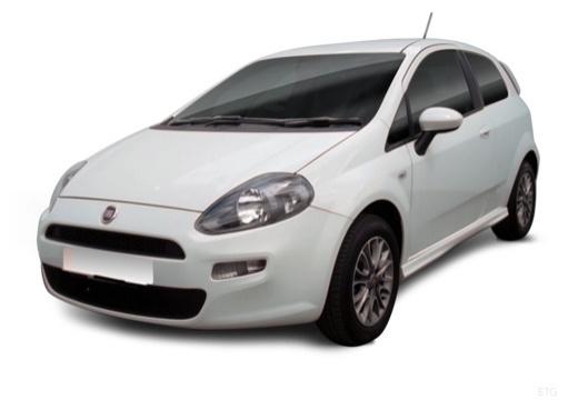 FIAT Punto II hatchback przedni lewy