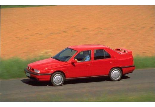 ALFA ROMEO 155 1.7 TSpark Sedan I 1.8 115KM (benzyna)