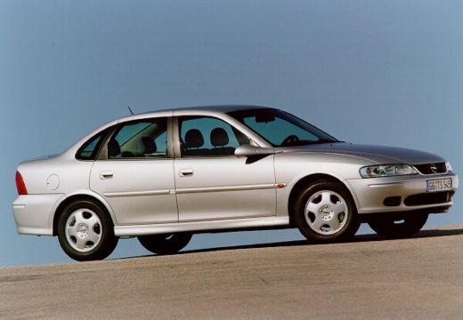 OPEL Vectra sedan silver grey przedni prawy
