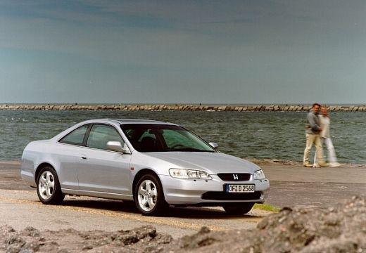HONDA Accord III coupe silver grey przedni prawy