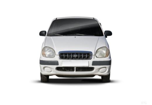 HYUNDAI Atos Prime II hatchback przedni