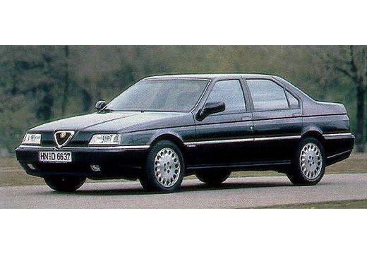 ALFA ROMEO 164 sedan przedni lewy