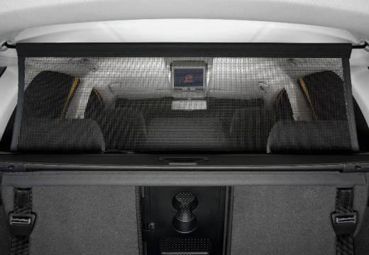 SEAT Altea XL II hatchback żółty szczegółowe opcje