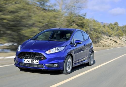 FORD Fiesta 1.5 TDCi Trend Hatchback VIII 95KM (diesel)