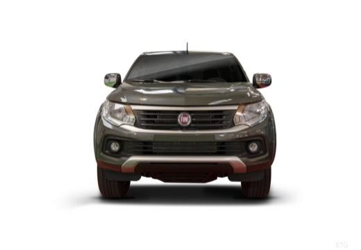 FIAT Fullback pickup szary ciemny przedni