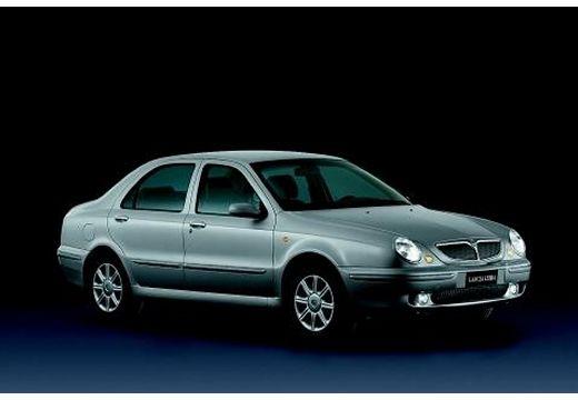 LANCIA Lybra sedan silver grey przedni prawy