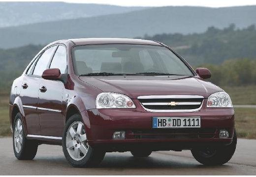 CHEVROLET Lacetti sedan bordeaux (czerwony ciemny) przedni prawy