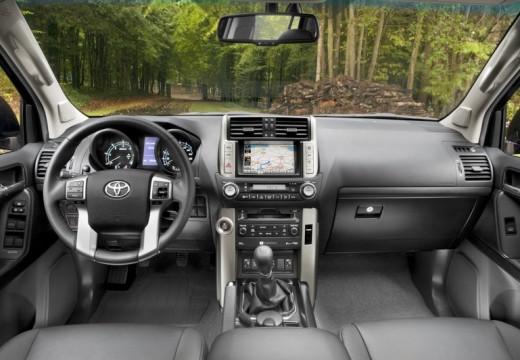 Toyota Land Cruiser 150 I kombi tablica rozdzielcza