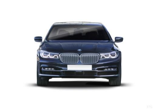 BMW Seria 7 sedan przedni