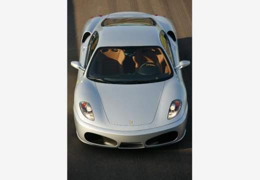 FERRARI 430 F coupe silver grey przedni