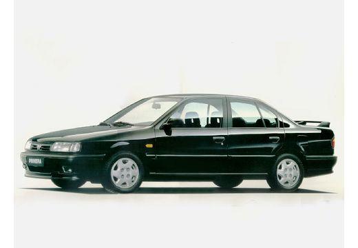 NISSAN Primera I sedan czarny przedni lewy